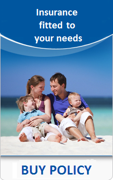 Buy online insurance policy.